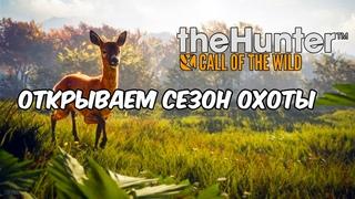 🔴 Stream'чанскАй ▼ Открываем сезон охоты ● theHunter: Call of the Wild # 1