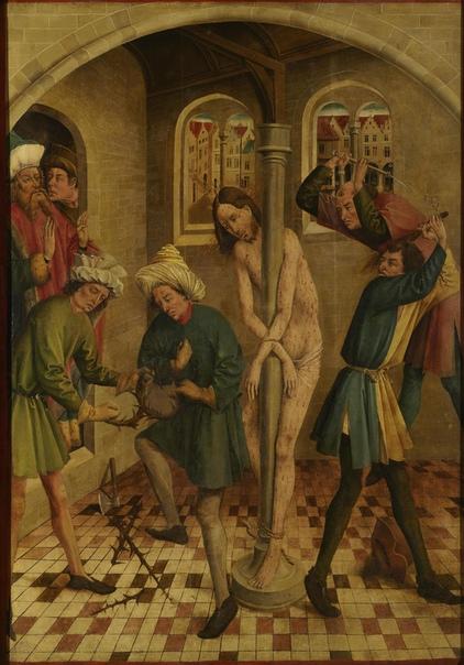 «Бичевание Христа», Иоганн Кербеке