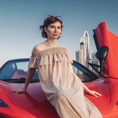 Ольга Юрковская, Dubai