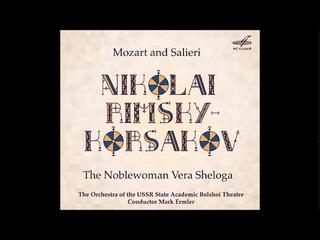 Rimsky-Korsakov Mozart & Salieri