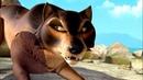 Маугли -Книга Джунглей - Все серии про волка Пхаону - сборник –мультфильм для детей