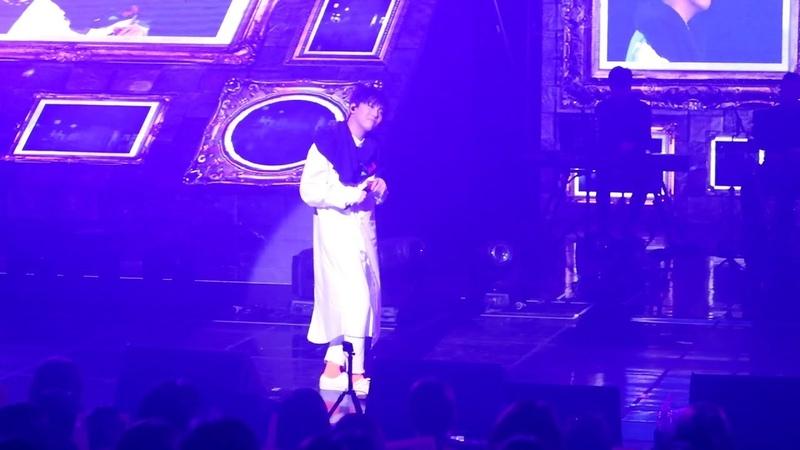 190127 이홍기 - YELLOW LEE HONG GI SOLO CONCERT 'I AM' IN SEOUL 연세대학교 백주년기념관 콘서트홀
