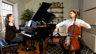 The Cranberries - Zombie (Cello & Piano Cover) - Brooklyn Duo