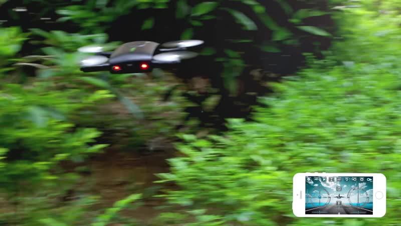 Квадрокоптер Селфи Дрон барометр камера Wi Fi