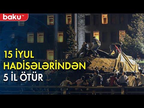 Türkiyədə hərbi çevriliş cəhdi nə ilə yadda qaldı Baku TV