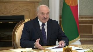 Лукашенко: Хочу, чтобы эта встреча была исторической!