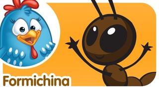 Formichina - Canzoni per bambini e bimbi piccoli