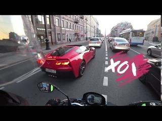 Moto VLOG № 1 (2020) | Мото Бат СПб | Интересные моменты |