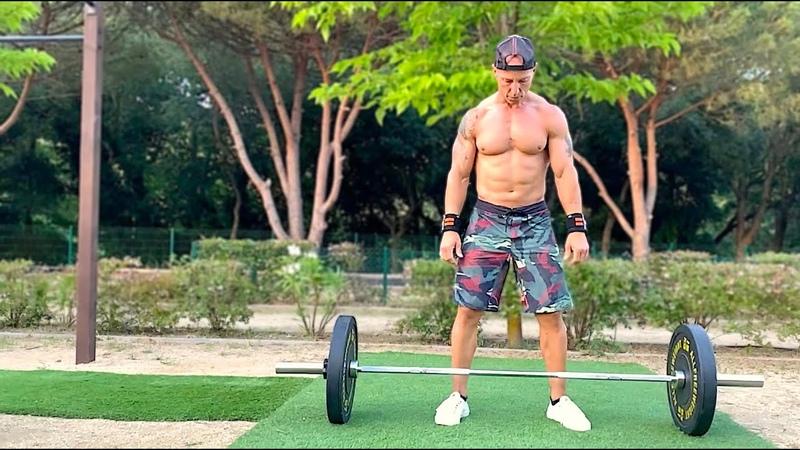 CrossFit Tabata Workout Sweet Child O' Mine w Italo