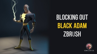 Zbrush 2020 Character Block Out. Starting a character the right way!!!