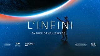 L'INFINI: космическая ВР-выставка в Монреале