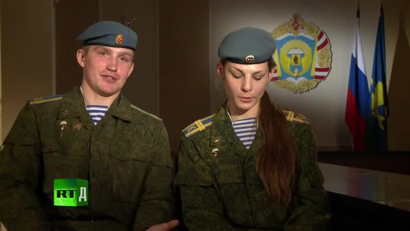 Женский батальон РГВВДКУ 9 серия