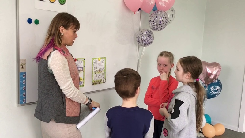 Курс I Can Speak, Школа LESKids Новосибирск, Методика I Love English