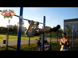 Мотивация от Street Workout Vitebsk