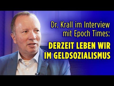 Dr Markus Krall Die neuen Gewänder des Sozialismus Ökologismus Geldsozialismus Bürokratie Flut