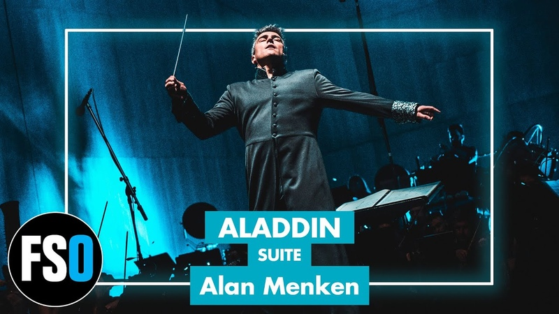 FSO Aladdin Suite Alan Menken