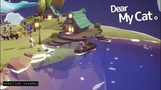 Dear My Cat  android game first look gameplay español 4k UHD