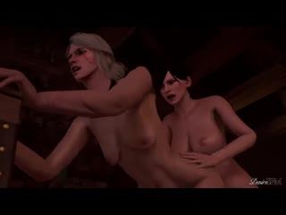 Withcer 3 [PornoDivision | Rule34 | Porno | SFM]