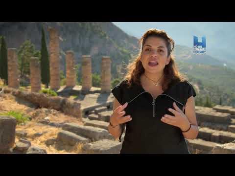 Древняя Греция История древних цивилизаций Интересный документальный фильм HD
