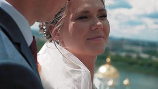 Свадьба в Нижнем Новгороде. Свадебный клип Сергей и Елена