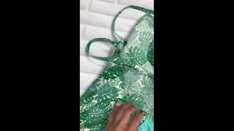 Пижама Сатин с кружевами 🤩