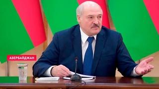 Лукашенко: Ты же не против, что я это сказал? Я сегодня впервые публично! // Визит в Азербайджан