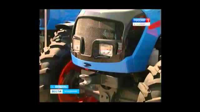 Трактор АГРОМАШ 85ТК стал наградой триумфатору III чемпионата России по пахоте
