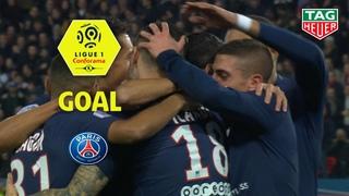 Goal Mauro ICARDI (10') / Paris Saint-Germain - Olympique de Marseille (4-0) (PARIS-OM) / 2019-20