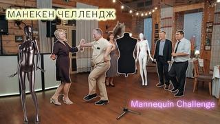 Свадебный МАНЕКЕН ЧЕЛЛЕНДЖ 👥 Wedding Mannequin Challenge👰