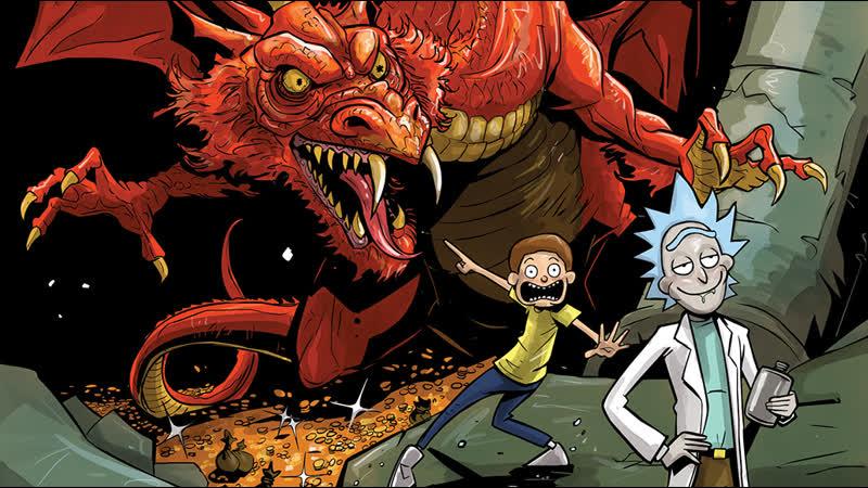 ComiXoids Live Академия Мстителей Рик и Морти Dungeons Dragons Росомаха Враг Государства Мешки Джессика Джонс