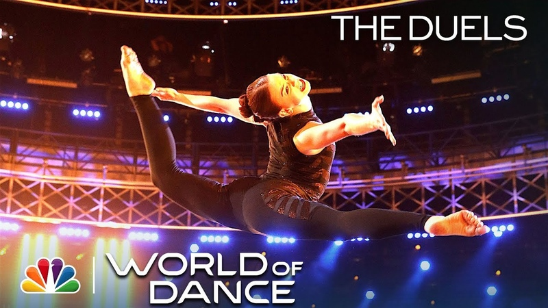 Lauren Yakima Shows Remarkable Confidence to Escalate World of Dance 2019 Full Performance