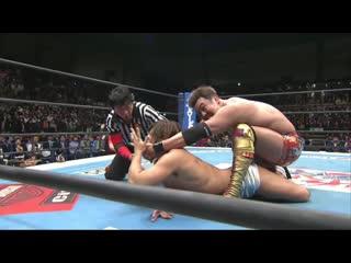 Kazuchika Okada vs Kota Ibushi: Strong Style 42nd Anniversary Show 2014