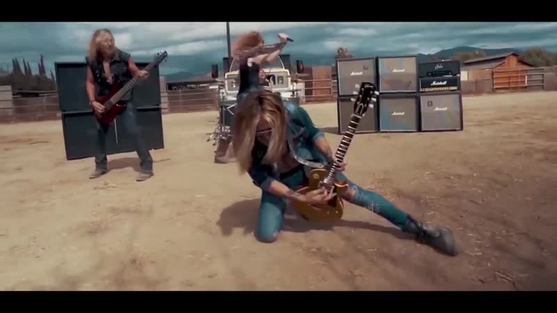 Burning Rain Face The Music 2019 Hard Rock Heavy Metal United States