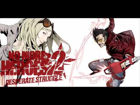 No More Heroes 2 OST Dark Side A Sunshine Slayer ~ RANKING CHALLENGE Kimmy Howell
