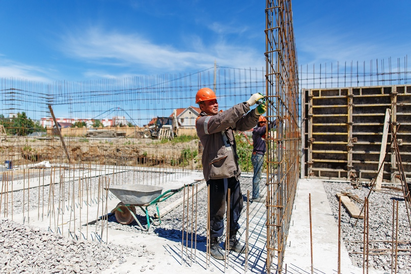 Отчет о ходе строительства ЖК «Ожогино» июнь 2020, изображение №4