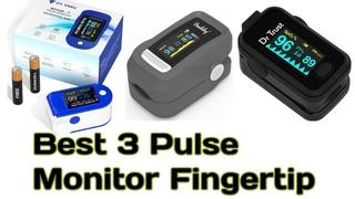 Best 3 Finger Tip Pulse Oximeter brand in india