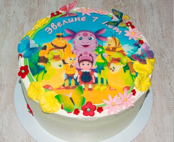 вафельная картинка на торт спб весной приезжала ваш