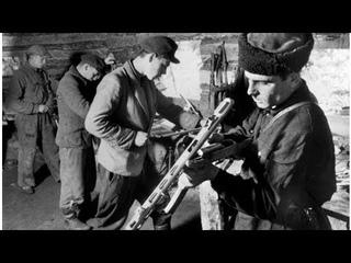 Изготовление кустарного оружия и другие любопытные факты о советских партизанах