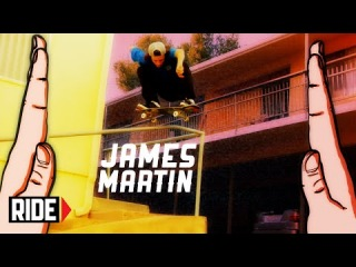 James Martin - High-Fived