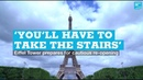 'You'll have to take the stairs': Eiffel Tower prepares for cautious re-opening
