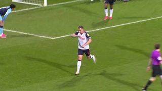 Bolton Wanderers 2:1 Cambridge United