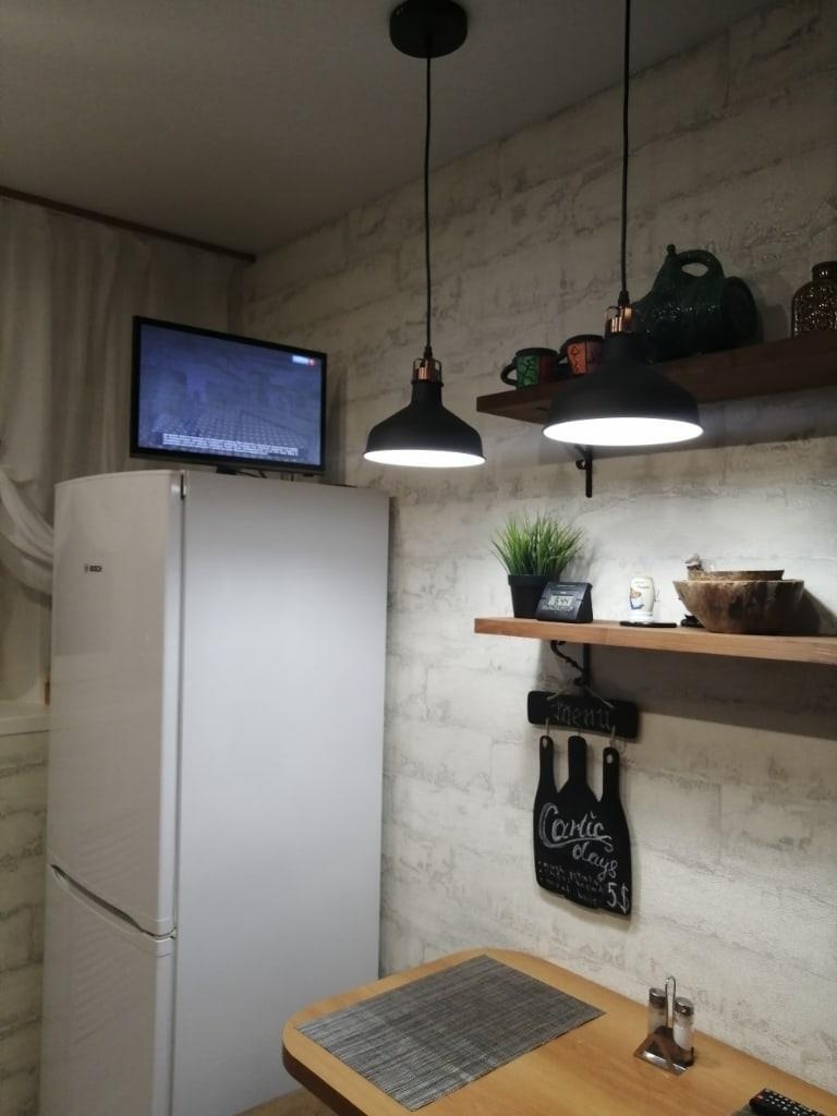 Капитальный ремонт кухни (7м²)