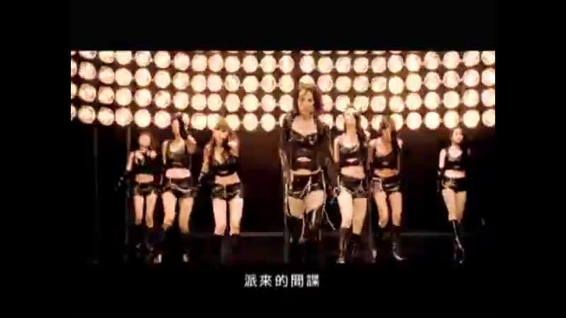 Джолин Цай 蔡依林 Jolin Tsai Агент Джэй 特務 J Agent J dance ver