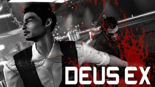 Adam Jensen Walks Into a Bar...   A Deus Ex: Human Revolution Montage