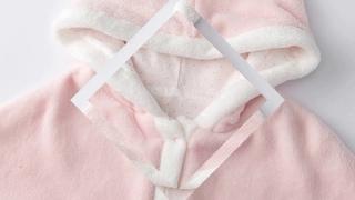 Iyeal/теплая флисовая хлопковая куртка с длинными рукавами и карманами для маленьких девочек; пальто для детей; зимняя верхняя