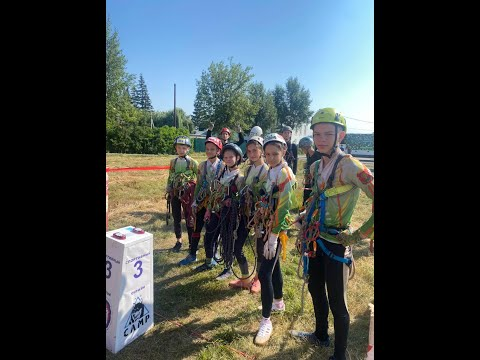 Золото и серебро ельчане стали победителями соревнований ЦФО Юный спасатель