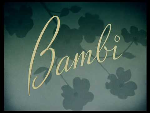 Bambi Intro Love is a song that never ends English