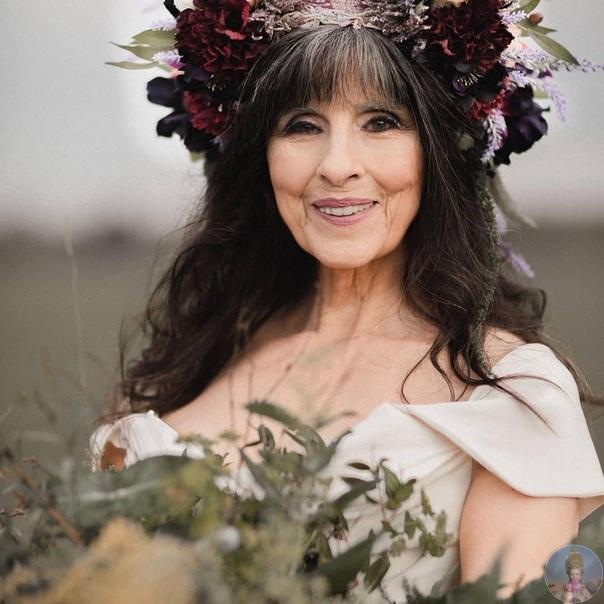 Актриса и модель Anne-Marie Hughes