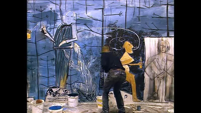 Komm doch an den Tisch Ein Fresco von Herbert Achternbusch Marie Noëlle 1998