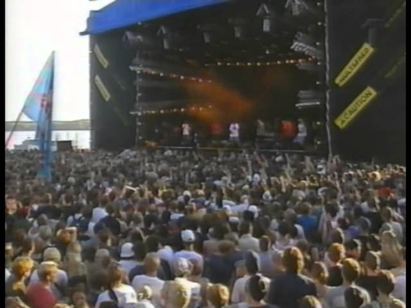 Wu-Tang Clan - Live At Hultsfreds Festival (Sweden) (1997)